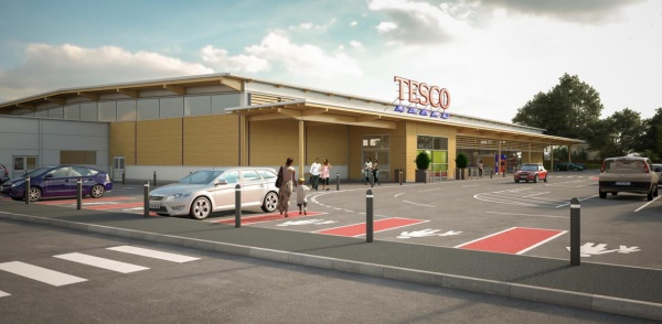 Thame refusal for Tesco