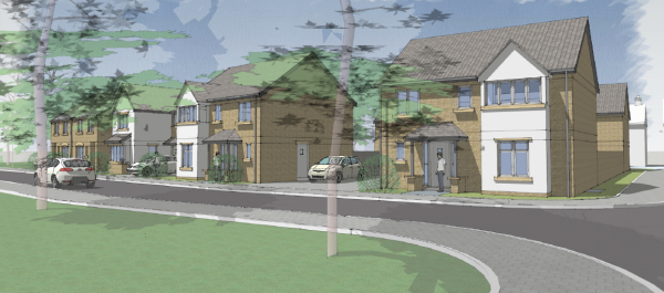 Wexham Green development starts in Slough