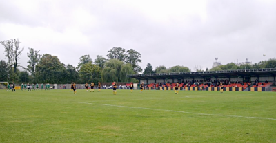 Eviction threat over Newbury FC ground