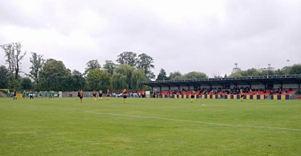 Eviction threat over Newbury FC ground