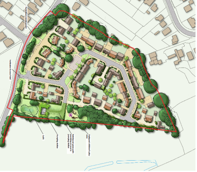 Taylor Wimpey beats objections for 85 homes in Woking