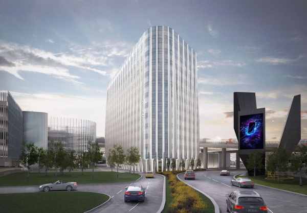 Arora plans new hotel for Heathrow
