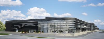 Work on Farnborough exhibition centre to start in September