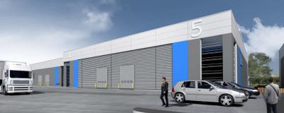 Warehouse scheme approved despite noise concerns