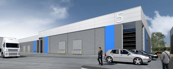 New 122,000 sq ft Oxford warehouse scheme recommended for approval