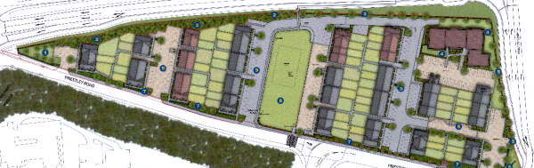 Basingstoke scheme for 90 homes approved despite parking fears