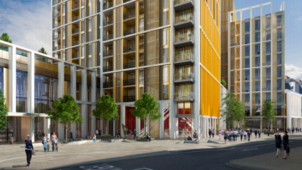Huge mixed use development for Woking town centre