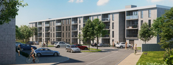 126 flats for Lower Earley commercial site