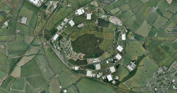 First plots go on sale at UK's biggest self-build site