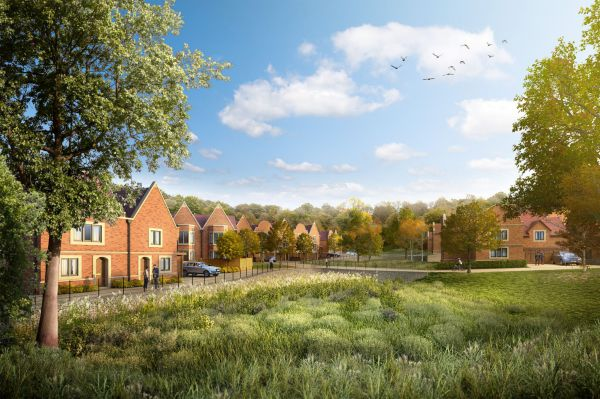 Praxis homes plan could rescue Aldermaston Manor