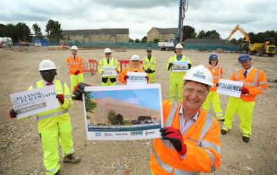 Wokingham multi-storey set for April opening