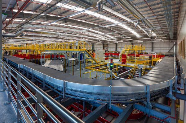 State-of-the-art DHL hub completed at Heathrow