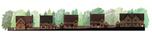 Plan for 95 homes at Thames Farm, Shiplake