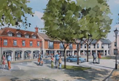 Plans for 750 homes at Basingstoke set for approval