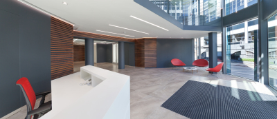 9 Greyfriars: UK's most sustainable building outside London