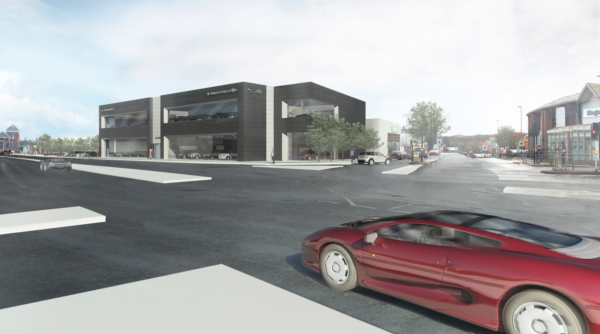 Jaguar Land Rover submits redevelopment plans for Guildford