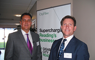 Gigabit City Reading unveiled to businesses