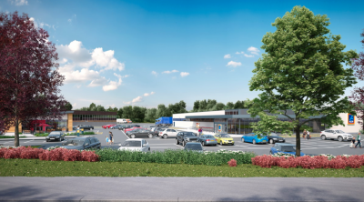 New Aldi and Lidl approved on Reading borders