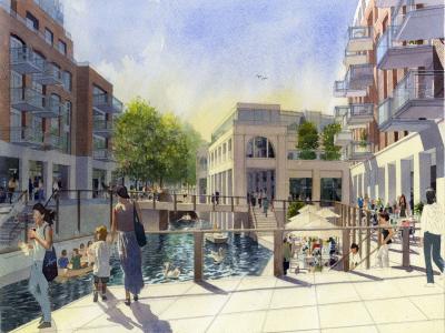 Development partner shortlist announced for Royal Borough