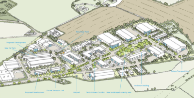 Major Grove Business Park redevelopment set for approval
