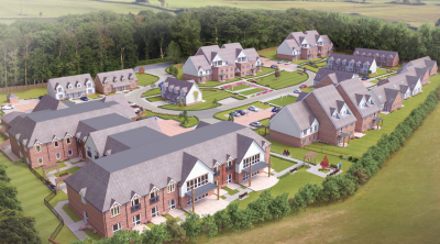 New retirement village plan for Shiplake