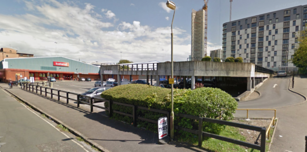 'Wickes' site set for 485 apartments