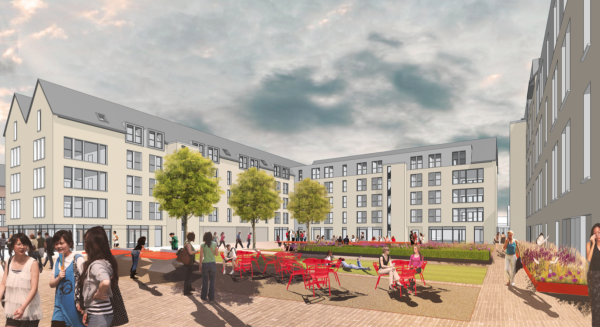 BT plans 674 student rooms at Oxford