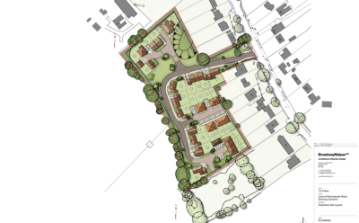 New T A Fisher plans for 30 homes in Sonning Common