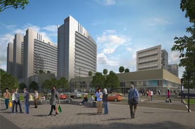 Council celebrates Slough shopping centre's £130m sale