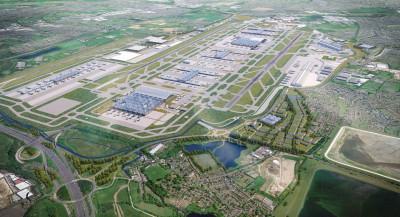 Judicial review process begins over Heathrow
