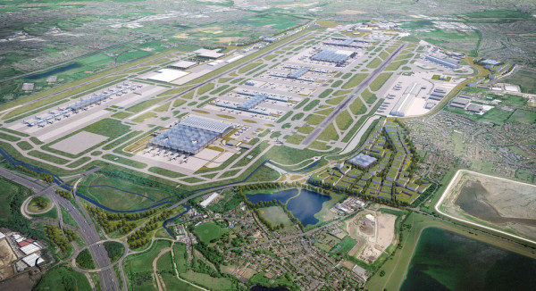 Judicial review process begins over Heathrow