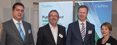 CityFibre launches Gigabit City Bracknell