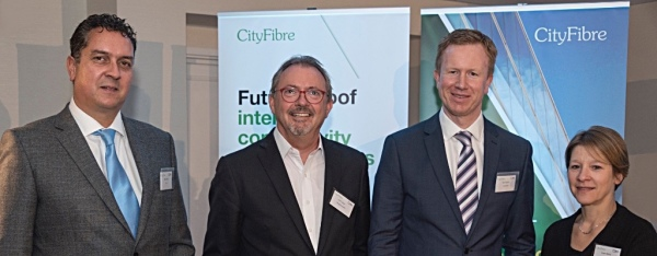 CityFibre launches Gigabit City Bracknell