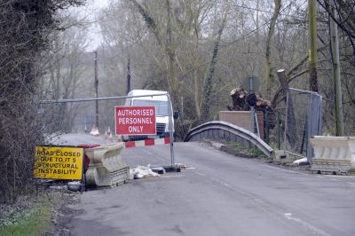 £7m bid to solve Playhatch Road misery