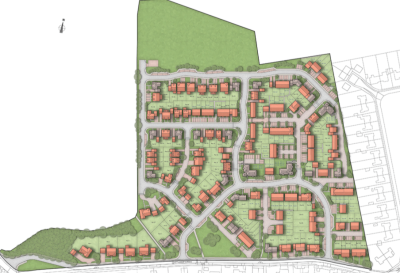 More homes proposed at disputed Benson site