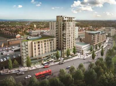NewRiver announces £60m upgrade to Templars Square in Cowley
