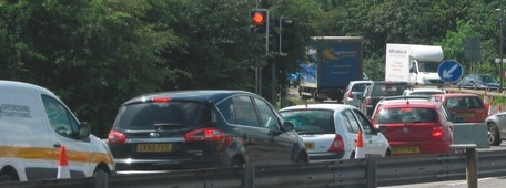 Congestion charge plan for Oxford