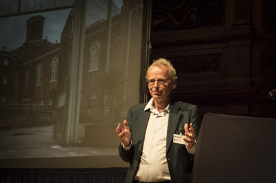 Speakers talk up Reading's cultural quarter