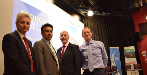 'We want to work with Slough' says London's mayoral deputy