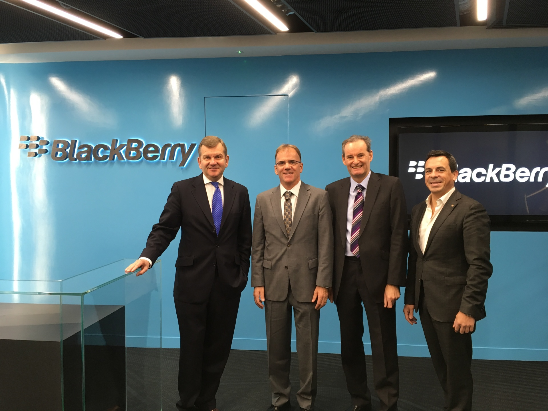 BlackBerry welcomed by Royal Borough