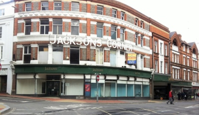 Capita Hall praised as Jacksons plan is approved