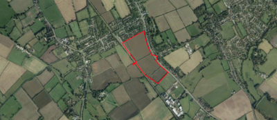 375 homes plan for Stoke Mandeville