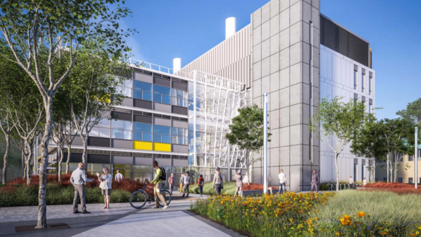 University of Reading plans new life science building