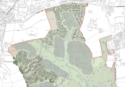 Bloor Homes plans 1,000 at Sandleford Park, Newbury