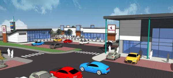 Decision due next year on St Michael's retail park at Basingstoke