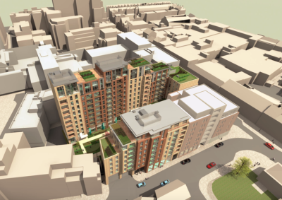 Aviva Investors submits plans for 137 flats to replace Reading town centre's oldest supermarket