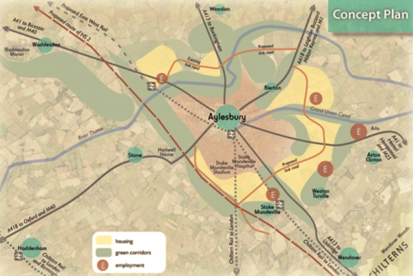 Garden Town status will 'unlock Aylesbury's full potential'