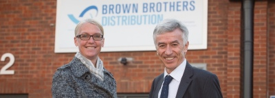 Brown Brothers expands to Chineham Park