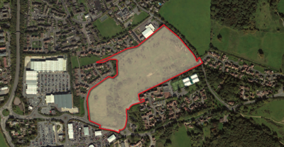 157 homes at Greenham recommended for approval
