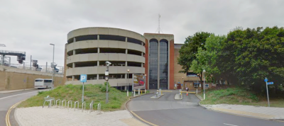 Reading station car park is most expensive in UK
